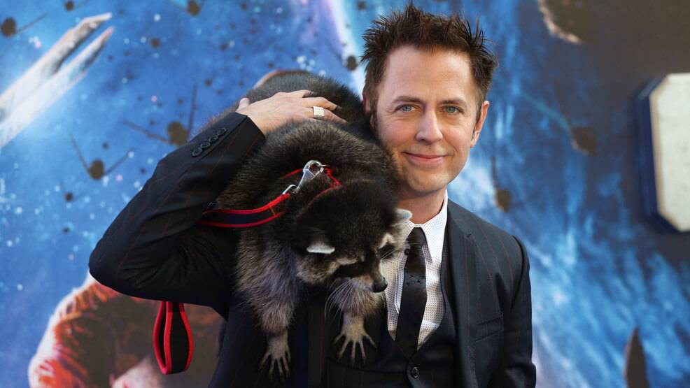 Guardiani della Galassia Vol. 3, James Gunn torna alla regia