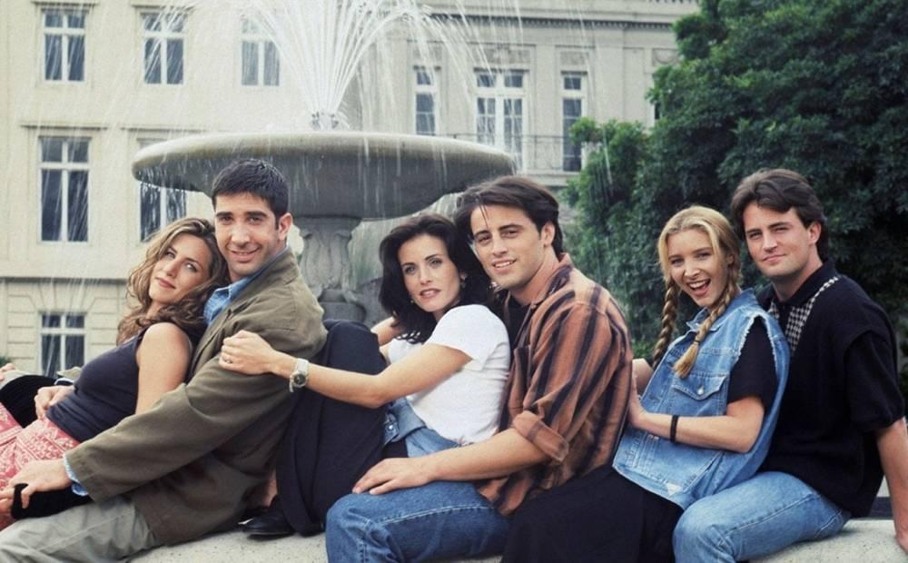 Friends ritorna dopo 25 anni dal debutto con un episodio speciale