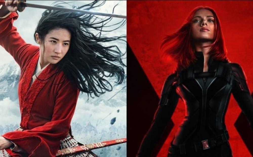 Mulan a pagamento su Disney Plus, anche Black Widow in futuro? + mulan + black widow