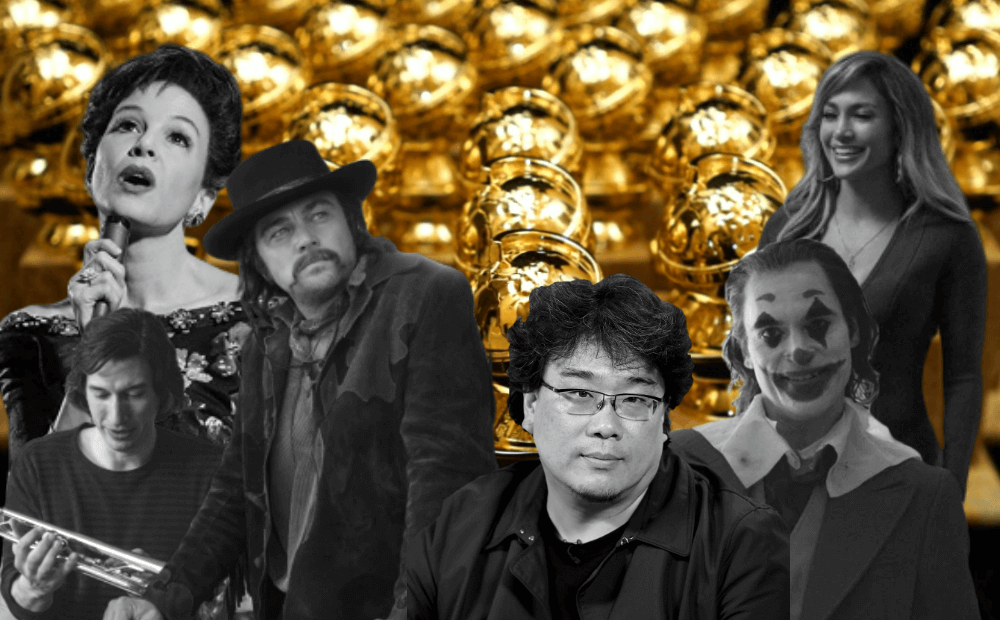 Golden Globe, il trionfo di Tarantino: