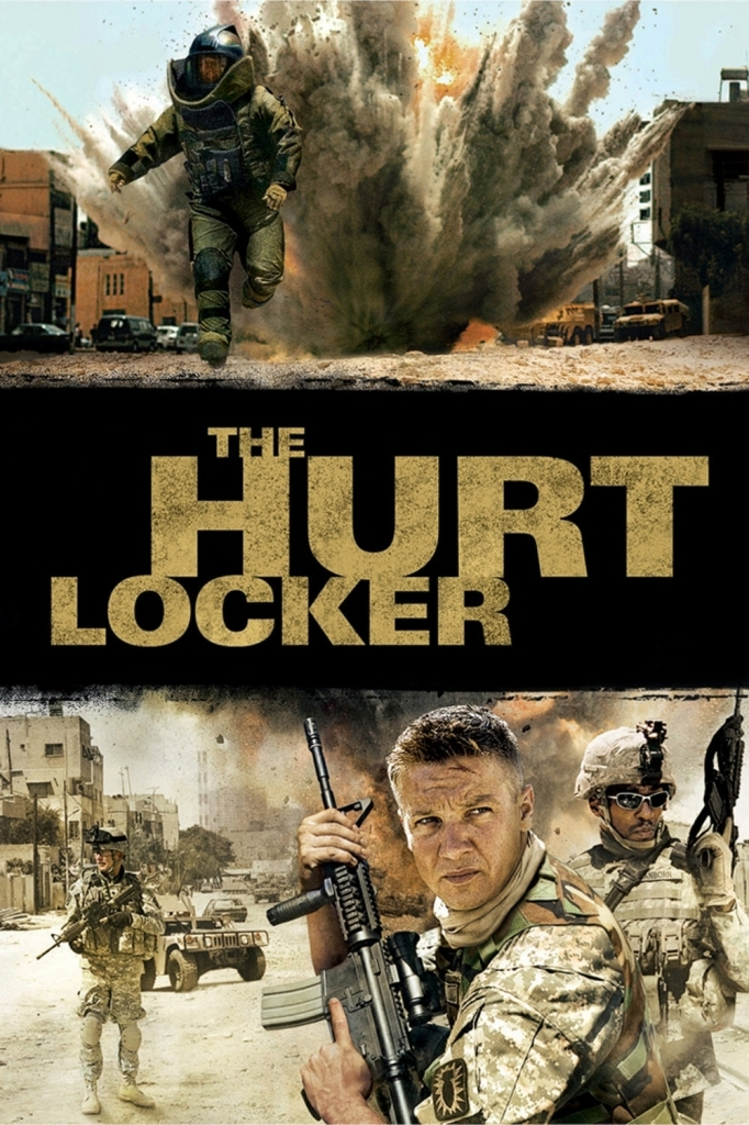 the hurt locker trailer italiano