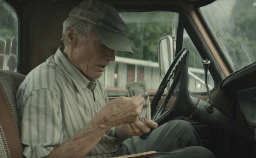 The Mule: Clint Eastwood nel trailer italiano del film