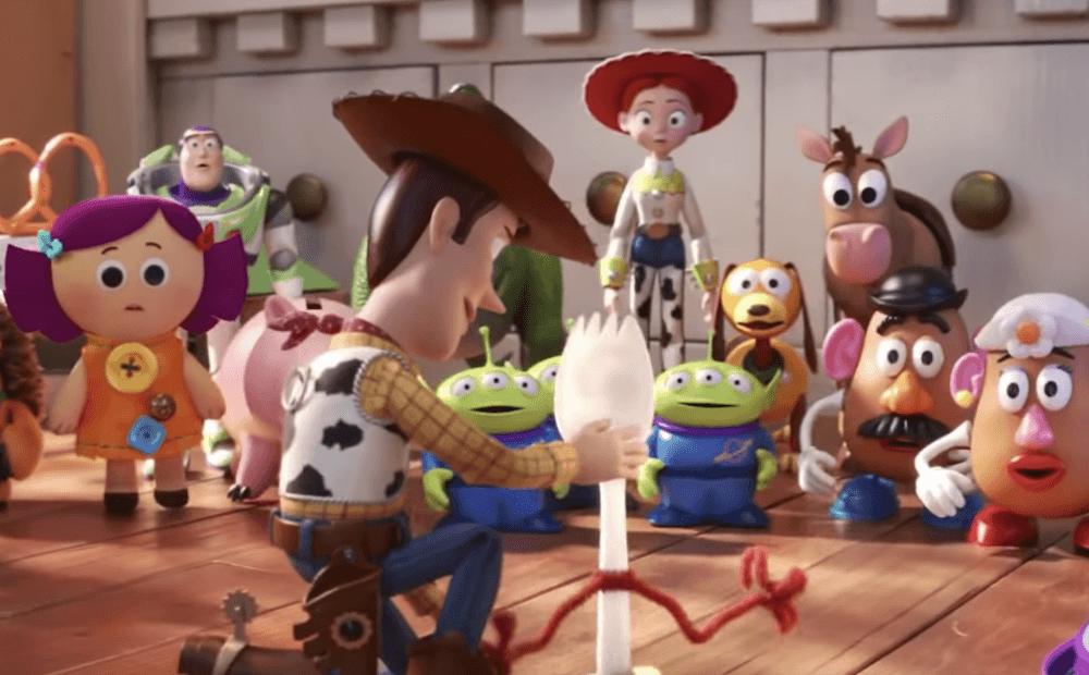 Redazione 19/03/2019 Toy Story 4: finalmente il trailer!