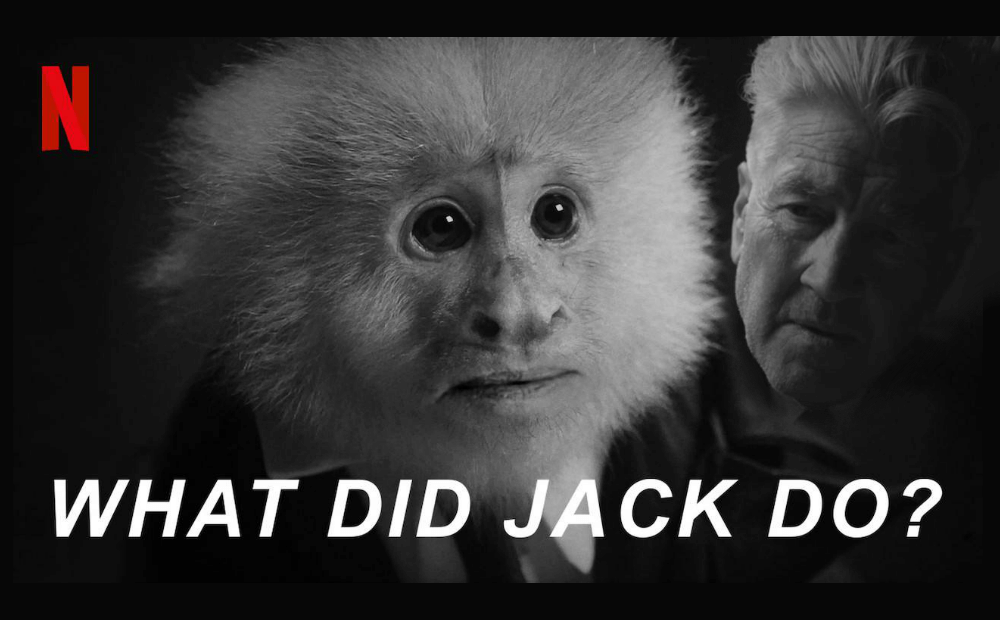 What Did Jack Do? - su Netflix il nuovo cortometraggio di David Lynch